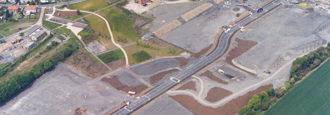 Betteshanger Colliery Regeneration