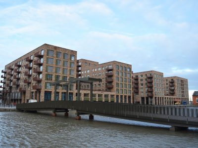 ROYAL ALBERT WHARF in BARKING