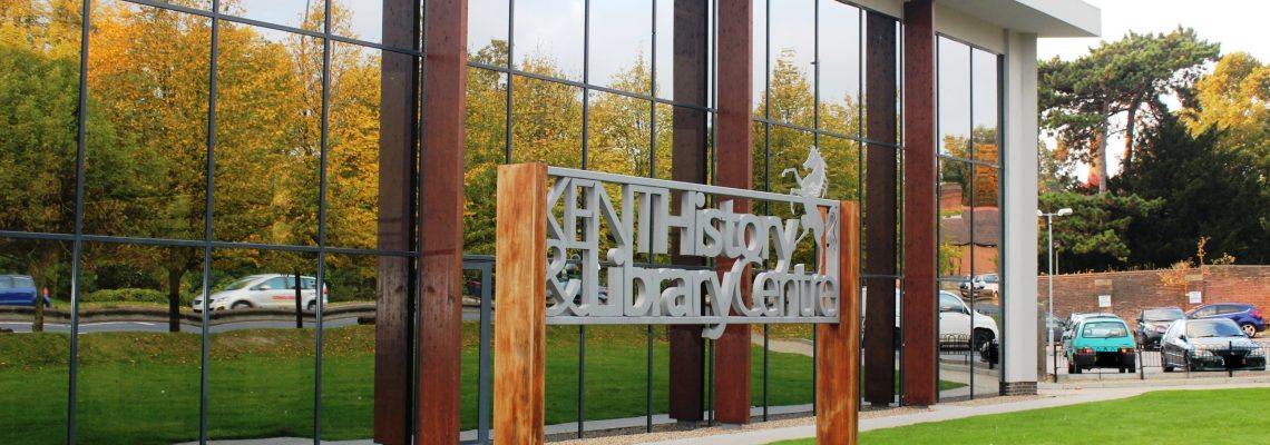 Kent History & Library Centre