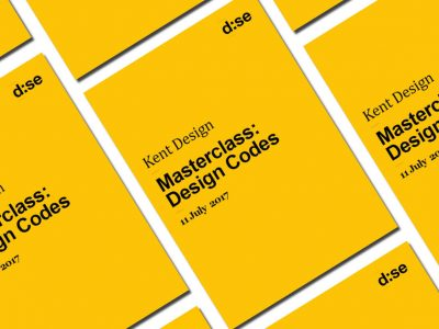 Design Codes programme cover 2